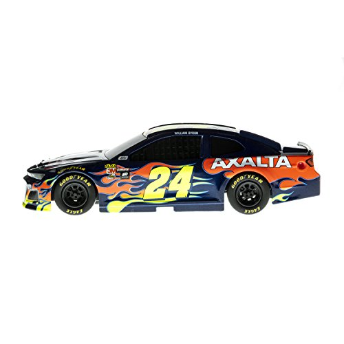 (Lionel Racing Nascar Authentics 2018 William Byron Axalta Diecast, Blue, Yellow, Orange, Red, White, 1: 24 Scale)