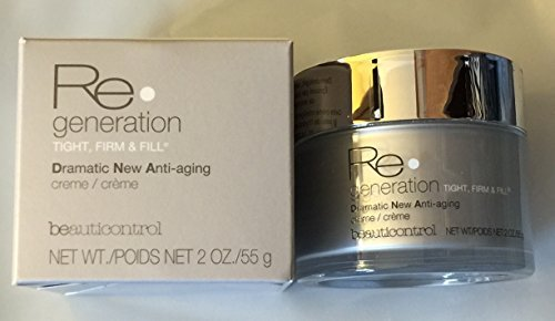 BeautiControl Regeneration Tight Firm & Fill Dramatic New Anti-aging Face Creme DNA reduction in the appearance of fine lines and wrinkles For Sale