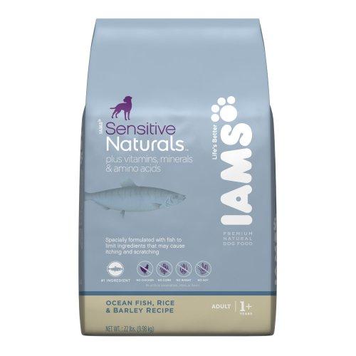 Iams Sensitive Naturals Ocean Fish, Rice and Barley Recipe, 22-Pound, My Pet Supplies