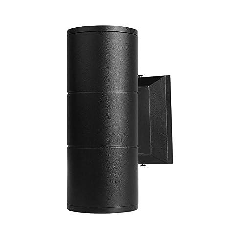amazon com onever cob 10w led wall light ip65 waterproof wall