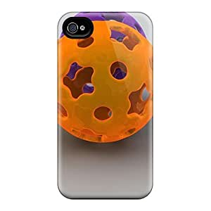 VCB11092Dvuz Anti-scratch Cases Covers JamanyRossy Protective 3d View Abstract Balls Forms Cases For Iphone 6