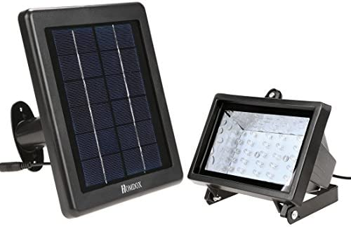 mymotto 30 LED proyector Solar Waterproof seguridad lámpara luz ...