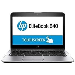 "HP EliteBook 840 G3 Business Laptop, 14"" Anti-Glare FHD (1920x1080) Touch Screen, Intel Core i5-6200U, 16GB DDR4, 240GB SSD, Webcam, Fingerprint Reader, Windows 10 Pro (Renewed)"
