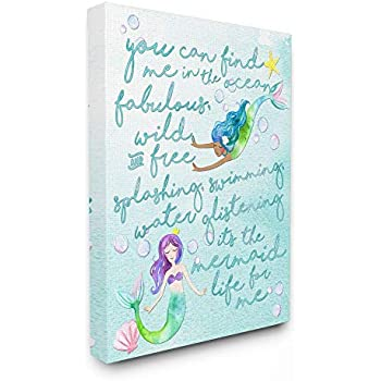 The Kids Room by Stupell The Let Your Soul Sparkle Fairies Painting Stretched Canvas Wall Art Signs and Plaques