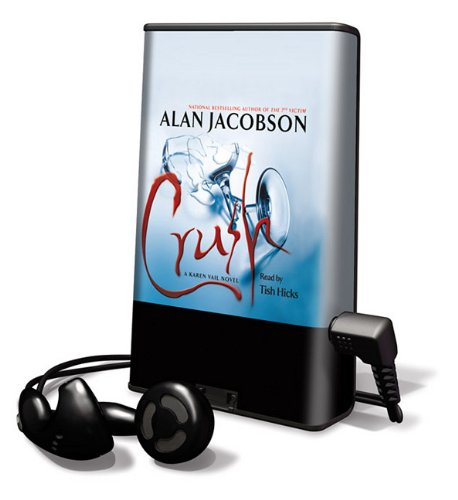 Crush Earbuds Playaway Adult Fiction product image