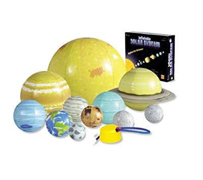 Learning Resources Inflatable Solar System Set from Learning Resources