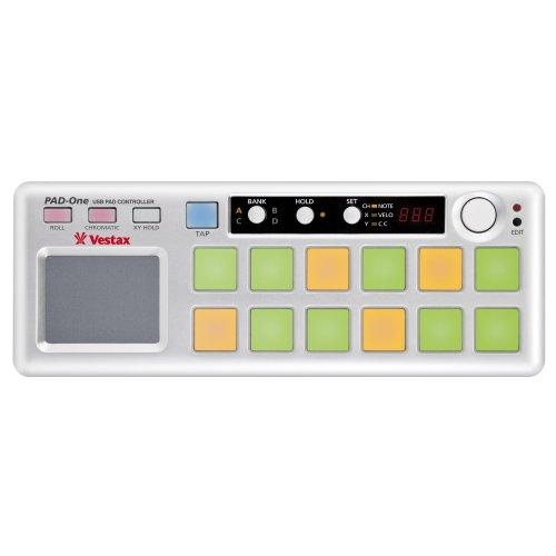 Vestax Pad One Drum Machine