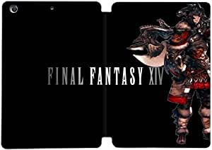Cubierta de cuero y caja de la PC funda / soporte para funda de Apple iPad Mini 1,2,3 funda Con Magnetic reposo automático Función de despertador DIY por Final Fantasy Iv H8K6Dz2V6Wr