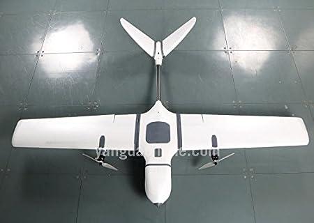 Amazon com: MFD NIMBUS 1800 FPV Airplane and RC Plane Frame