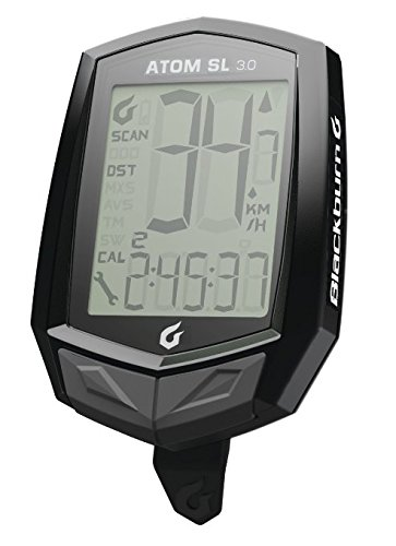 UPC 768686827112, Blackburn Atom SL 3.0 Cyclometer (Black)