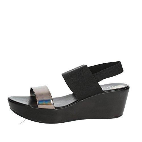 Cinzia Soft IBC15 002 Sandal Women Black/Grey