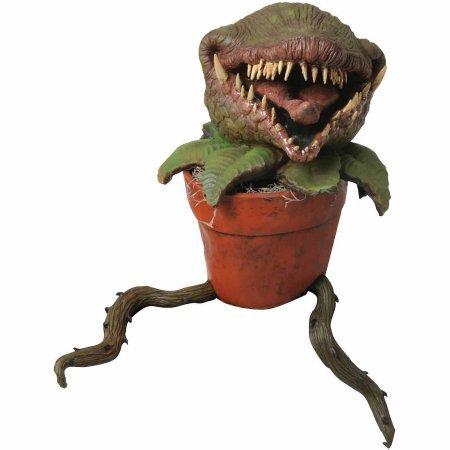 Halloween Decoration Man-Eating Plant Puppet 16.00 x 13.00 x 3.00 -