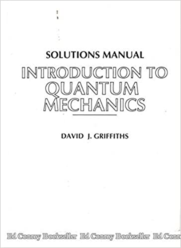 Introduction To Electrodynamics Griffiths Solutions Manual Pdf