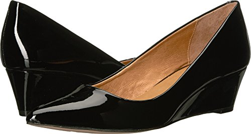 Opportunity Shoes - Corso Como Women's Nelly Pump, Black Patent, 5.5 Medium US