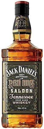 Jack Daniels Red Dog Saloon Whisky - 1 x 0.7 l