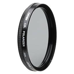 Tiffen 43CP 43CP 43mm Circular Polarizing Filter (Gray)