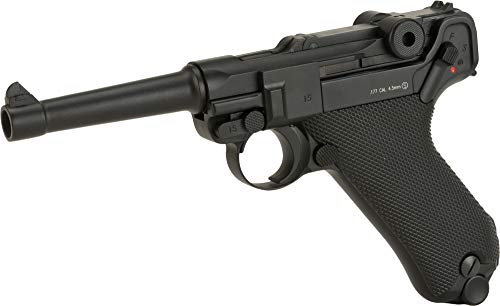 Evike KWC P08 Luger CO2 Powered Air Pistol (4.5mm Airgun for sale  Delivered anywhere in USA