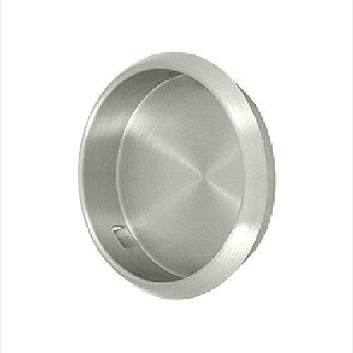 Nickel Accessory Flush Pulls - 5