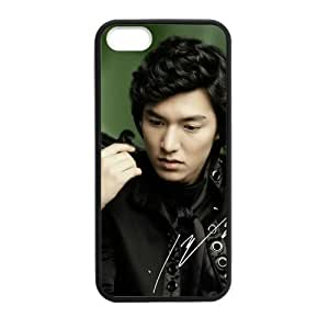 iPhone 5 Case, [Lee MinHo] iPhone 5,5s Case Custom Durable Case Cover for iPhone5 case