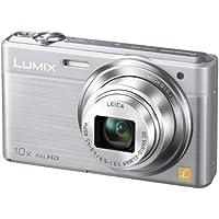 Panasonic Lumix digital camera 10x optical SZ9 Silver DMC-SZ9-S
