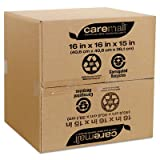 100% Recycled Mailing Storage Box, Letter/Legal, Brown, 12/Pack, Sold as 12 Each