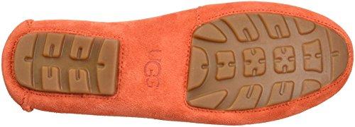 Milana Women's Orange Loafer Flat UGG Red z6TnW54