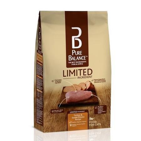 Pure Balance Limited Ingredient 12 Lbs Bag Turkey & Sweet...