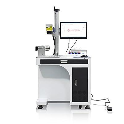 Mactron 30W Fiber Laser Marking Engraving Machine System