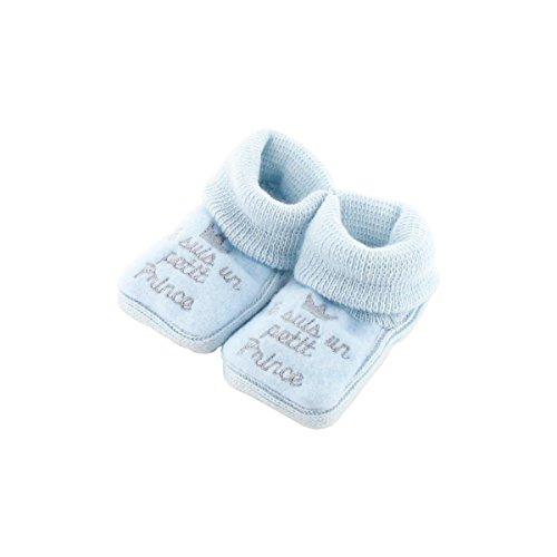 3 Meses De Um Sou Azuis Sapatos Pequeno Eu 0 Bebê Príncipe OqtFdwxI