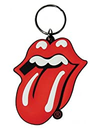 The Rolling Stones Tongue Rubber Keyring