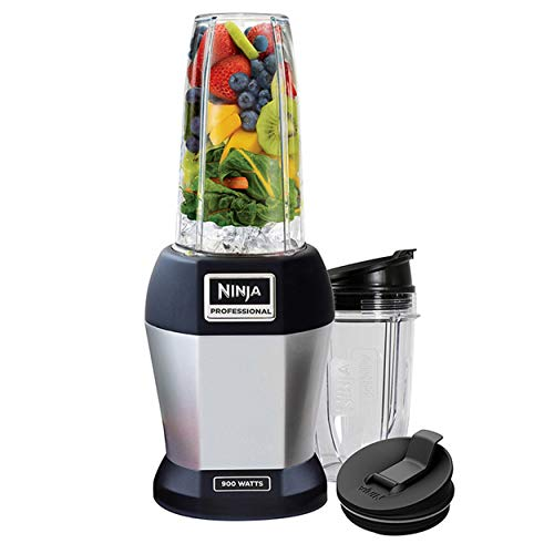 Ninja BL455_30 Nutri Professional Personal Blender Bonus Set with 3-Sip
