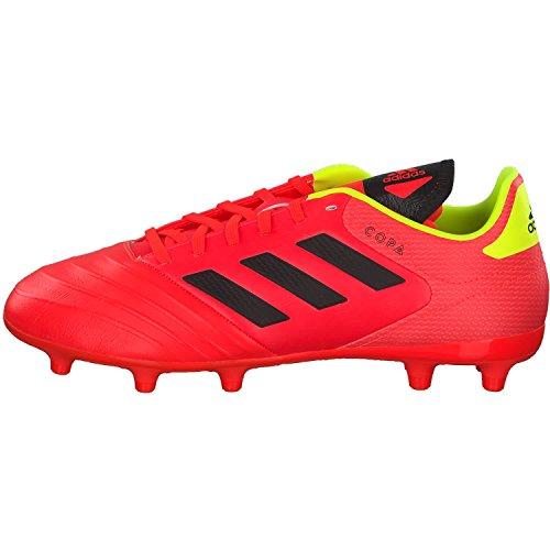 Homme Chaussures Noir De Copa 18 Football Jaune Adidas Fg Rouge 3 HPFTFUEq