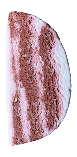 Candy Cane Scented Bubble Bar, Solid Bubble Bath Bar, By Diva Stuff, Great for ()
