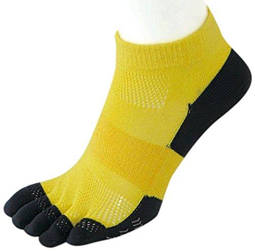 責任費やすはい[Tabio] タビオ レーシングラン?プロ 五本指 ソックス スポーツソックス ランニングソックス トレーニング 靴下 25~27㎝