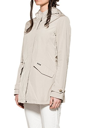 Woolrich Outerwear Wwcps2468sm208557 Giacca Beige Donna Poliestere qx6pqrwf