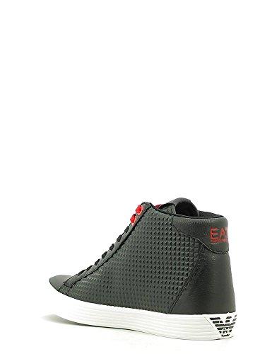 2780656A29900020 Armani Emporio Sneakers Hombre Caucho Negro negro