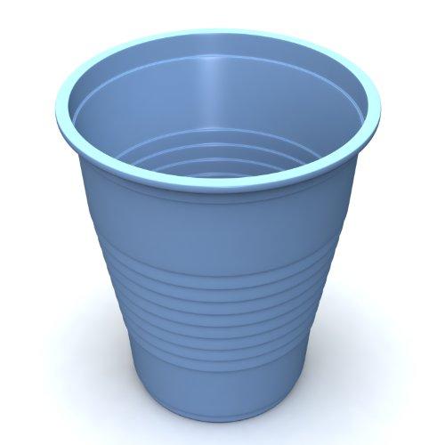 Dynarex 5 oz. Drinking Cups, Blue - 20/50/cs