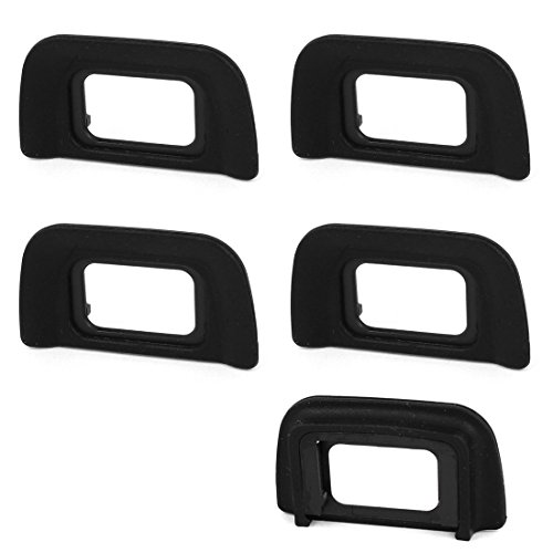 (5pcs DK-20 Eyepiece Eye Cup Replacements for DSLR)