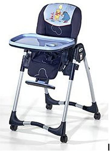 Hauck Up And Down Highchair In Pooh Cloud Disney Amazon Co Uk Baby