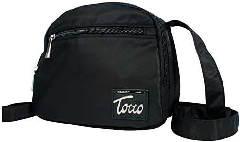 Totto Bolso manaos, color negro: Amazon.es: Equipaje