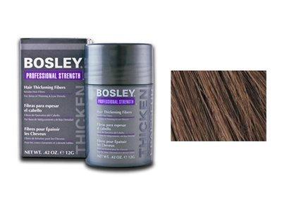 Bosley Professional Strength Hair Thickening Fibers, Medium Brown, 0.42 oz