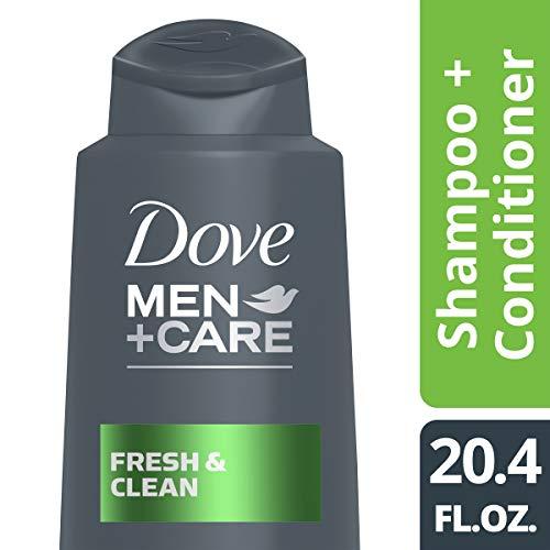 Dove Men + Care 2-In-1 Fresh Clean Shampoo And Conditioner - 20 Fl Oz