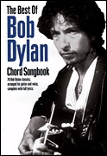 Hal Leonard The Best of Bob Dylan Chord Songbook- Guitar Chord Songbook