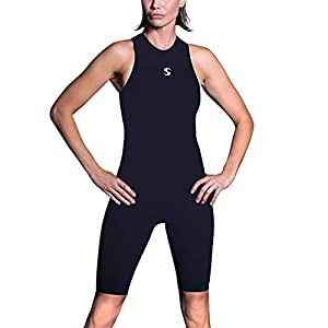 Synergy Triathlon Swimskin – Women's SynSkin Skinsuit Ironman USAT & FINA Approved