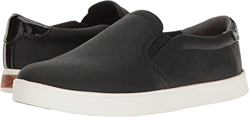 Dr. Scholl's Shoes Women's Madison Fashion Sneaker, Black Lizard Print, 8 M US from Dr. Scholl's Shoes