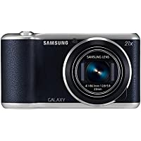 Samsung Galaxy Camera 2 with Android Jelly Bean v4.3 OS, 16.3MP CMOS with 21x Optical  Zoom and 4.8 Touch Screen LCD (WiFi & NFC - Black)