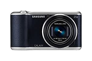 """Samsung Galaxy Camera 2 with Android Jelly Bean v4.3 OS, 16.3MP CMOS with 21x Optical  Zoom and 4.8"""" Touch Screen LCD (WiFi & NFC - Black)"""
