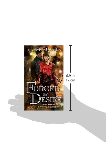 Forged by Desire (London Steampunk) 5