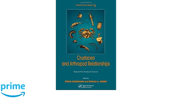Crustacea and Arthropod Relationships (Crustacean Issues)