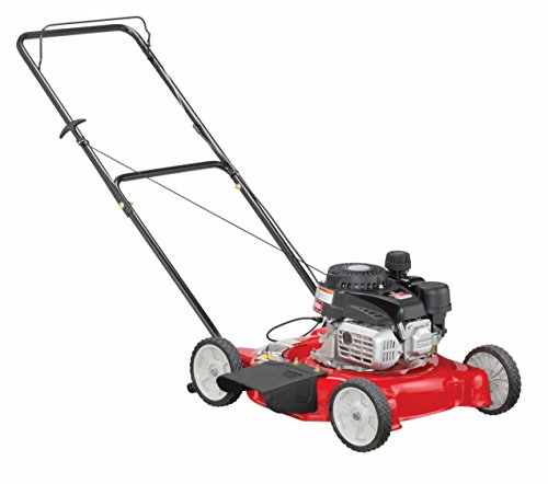 top rated lawn mowers under $200
